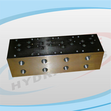 Cetop 8 Standard Flow Parallel Circuit Manifold
