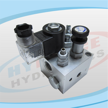 ET-02 Series Thread Type Lift Valve