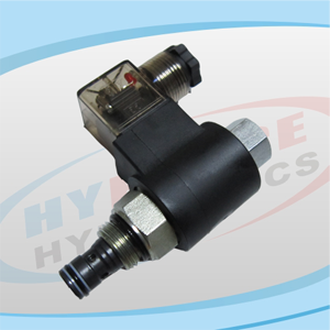 SV08-24 Series (2-Way, 2-Position, Spool Type, Normally Closed)