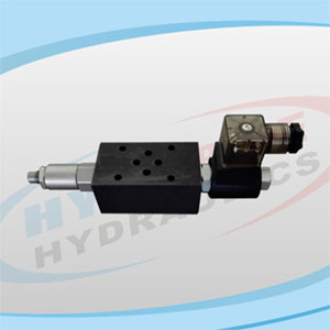 MSRV Series Modular Solenoid Operated Relief Valves