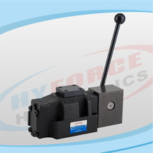 4WMM Series Manual Operated Directional Control Valves